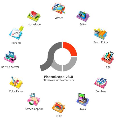 como crear un gif con photoScape (muy facil)