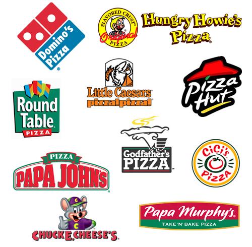 Pizza Restaurant Chains
