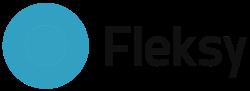 Fleksy Keyboard logo